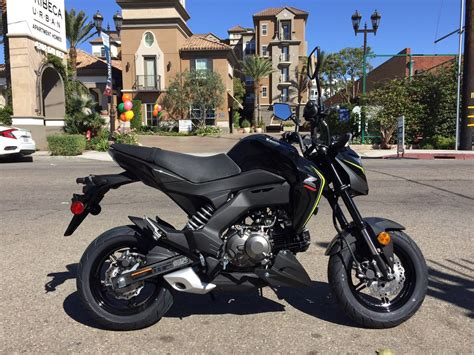Kawasaki Z125 Pro Picture by 2018 Kawasaki Z125 Pro For Sale Marina Ca 82035