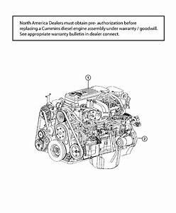 2012 Dodge Ram 3500 Engine  Complete  Remanufactured