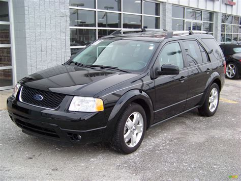 2005 Black Ford Freestyle Limited Awd 106260 Gtcarlot