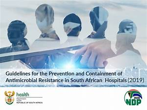 Guidelines For The Prevention And Containment Of