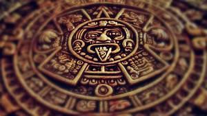 Mayan stone wallpaper - 668839