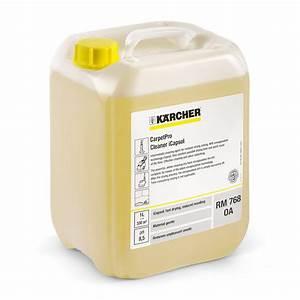 Produit Nettoyage Moquette : nettoyant moquette icapsol rm 768 oa 10 l k rcher ~ Premium-room.com Idées de Décoration
