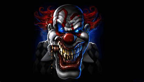 Wallpaper Clown by Creepy Clown Wallpaper 183 Wallpapertag