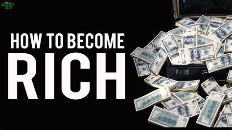 How To Become Rich Youtube