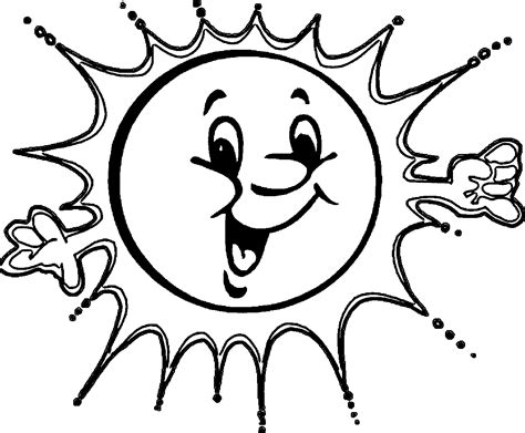 summer color pages summer themed coloring page coloring home