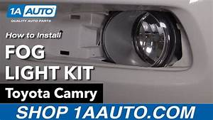 How To Install Clear Lens Fog Light Kit 07