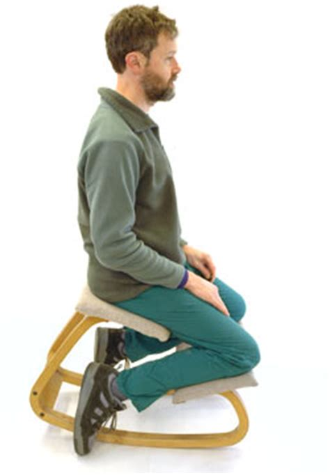 Kneeling Posture Office Chair Benefits by Kneeling Chairs Easy And Effective Ergonomics Modeets 169