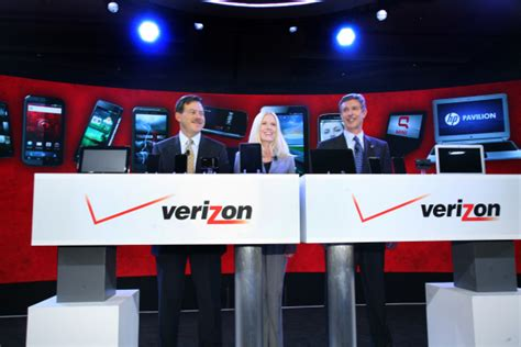 Verizon Wireless Is Full Steam Ahead For Voice Over LTE ...