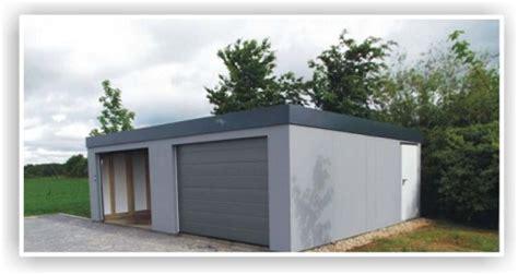 garage in holzständerbauweise die new isobox fertiggarage eine isolierte garage in holzst 228 nderbauweise