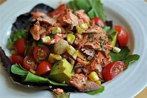 Salmon Salad Recipe — Dishmaps