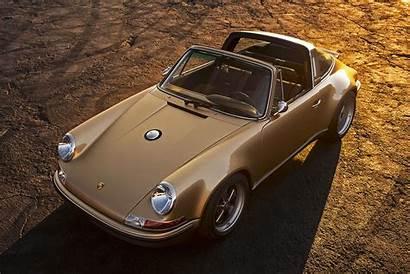Singer Porsche 911 Reimagined Targa 911s Monterey