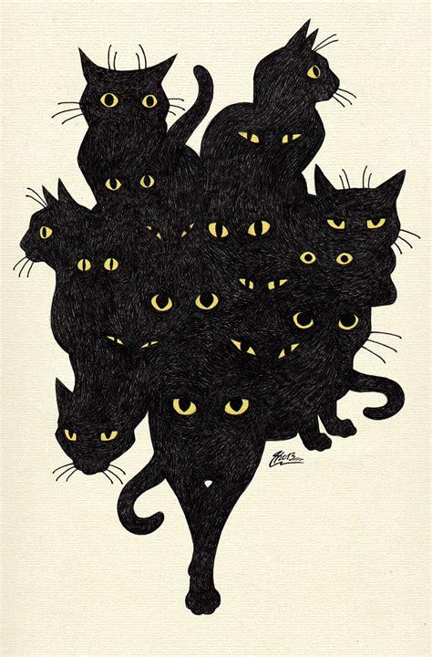 Black Cat Tango By Macgreen On Deviantart