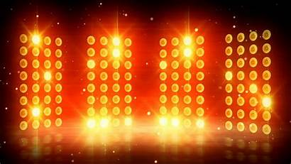 Stage Background Backgrounds Lights Yellow Phone Videoblocks