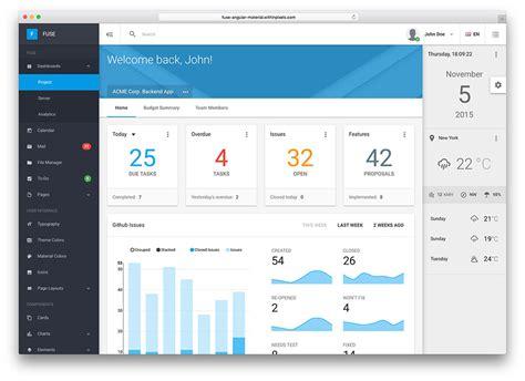 angular material template 15 top responsive angularjs website templates 2017 colorlib