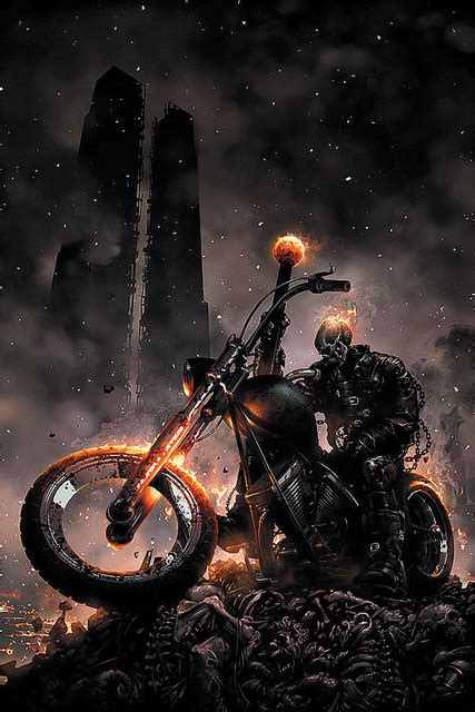 graphic novels ghost rider road  damnation