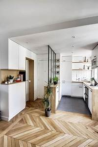 amenagement optimise et deco pour ma cuisine ouverte With petite cuisine ouverte sur sejour