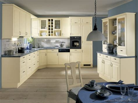 blue and white kitchen cabinets rustic colors for walls tan kitchen walls blue kitchen