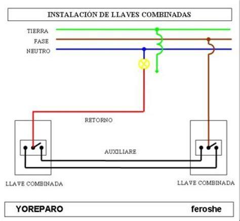 solucionado luces en circuito combinacion escalera yoreparo