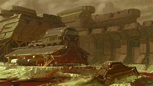 ArtStation - Space Mine, Manuel (Du)Pong