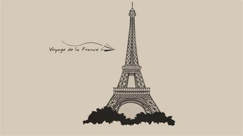 Drawn Eiffel Tower Cute Pencil And In Color Drawn Eiffel