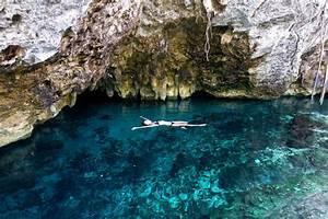 De drie mooiste... Mooiste Cenotes Cancun