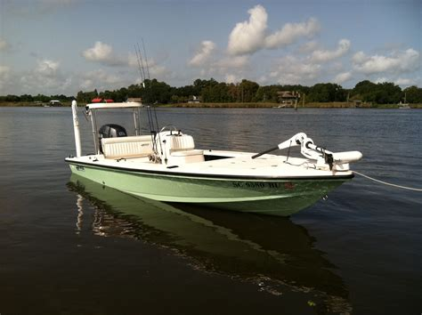 Mako Jon Boats by Show Your Quot Bad To The Bone Quot Flats Boat Page 5 The Hull