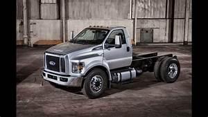 New 2015 Ford F650  F750 Trucks