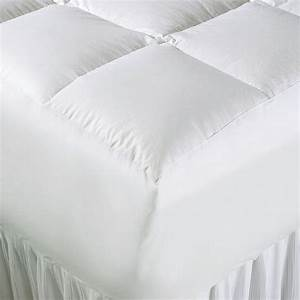 down filled mattress pad downtown company With down filled pillow top mattress cover