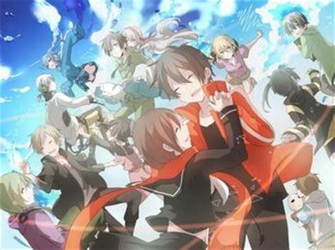mekaku city actors en vostfr mangas animes vf ou vostfr