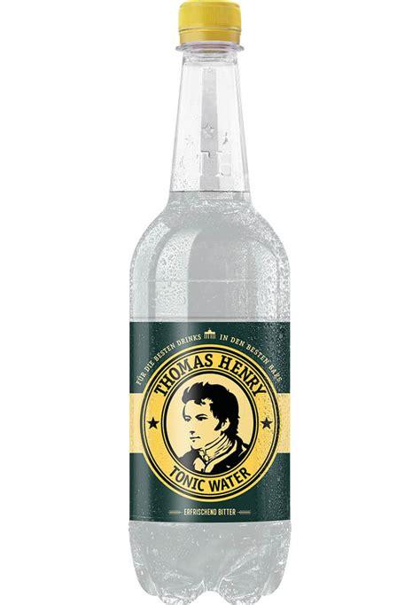 tonic water von thomas henry premium tonic