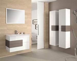 meubles suspendre salle de bain With meuble salle de bain à suspendre