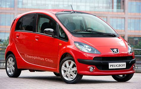 Peugeot Electric Car by Nikkei Mitsubishi To Supply 10 000 Electric Cars A Year