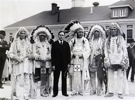 john collier  blackfoot indians native american
