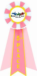Decor 3DE - 5th place ribbon by decors on deviantART