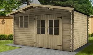Construire Cabane De Jardin : comment construire un abri de jardin pour sa maison ~ Zukunftsfamilie.com Idées de Décoration