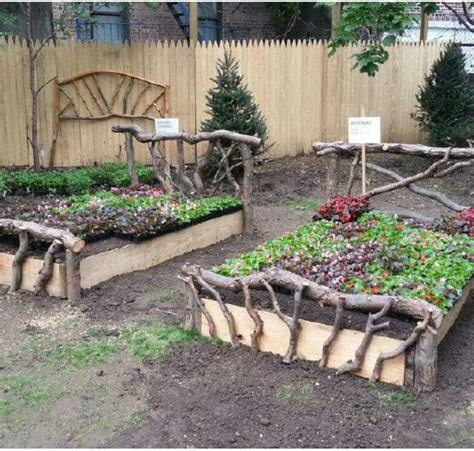 Pinterest Rustic Country Garden Ideas Photograph Clever