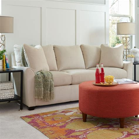 Lazboy Amy Casual Sofa With Premier Comfortcore Cushions