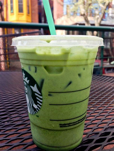 20 Must Try Starbucks Matcha Drinks | Sweet Matcha Favorites