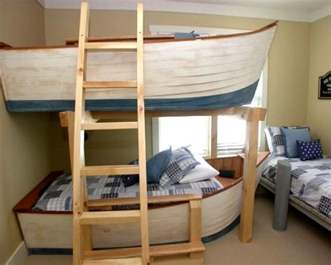 Small Boat With Bed by Top Boat Theme Decor Ideas Completely Coastal Nautical