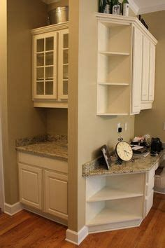 corner shelves for kitchen cabinets white country kitchen photos this is basically the layout 8364