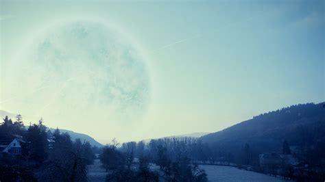 planet melancholia  morning   canon