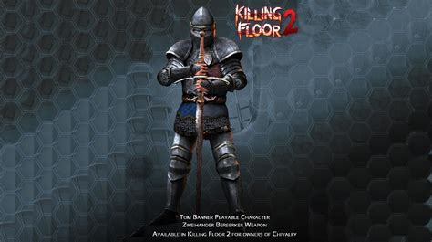 killing floor 2 zweihander killing floor 2 zweihander and chivalry knight trailer unofficial youtube