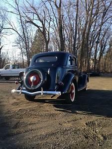 1935 Ford F48 Humpback Sedan For Sale