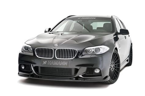 Bmw 5 Series Touring By Hamann