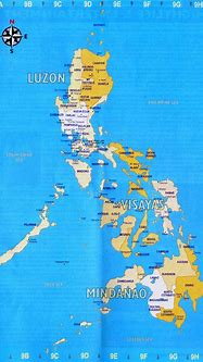 Maps of Philippines   Detailed map of Philippines in ...