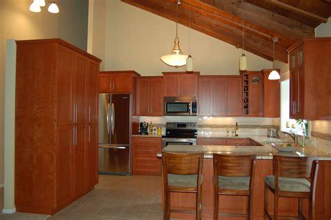 www kitchen design small u shaped oak wood kitchen cabinet in light brown 1675