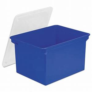 stx61554u01c storex plastic file tote storage box zuma With letter legal size plastic storage tote