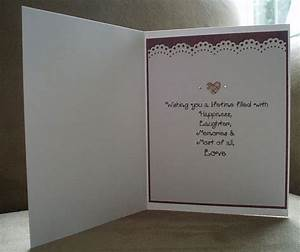 8 best sentiments for cards images on pinterest wedding With wedding shower card sayings