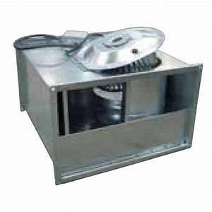 Rk 1000 X 500 H3 Rectangular In Line Duct Fan  Rectangular