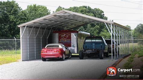 building carport michigan carports metal buildings and garages